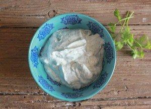 Receita de molho com iogurte grego
