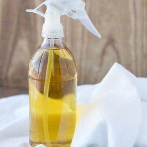 Dicas de limpeza com vinagre perfumado cítrico