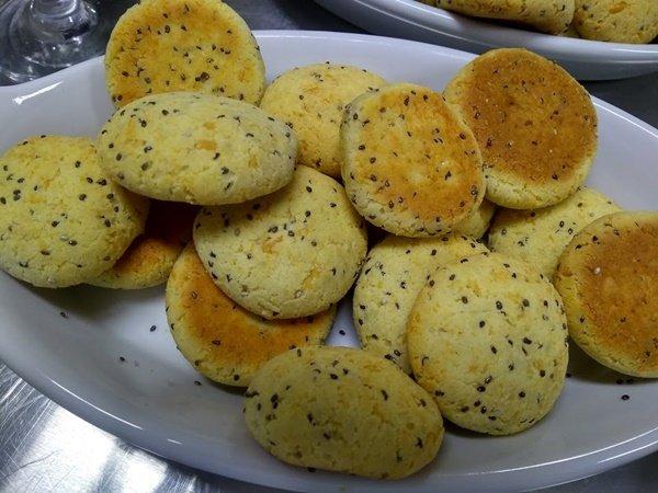 Receita de pão de queijo nutritivo e saudável