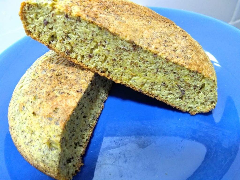 Pãozinho proteico