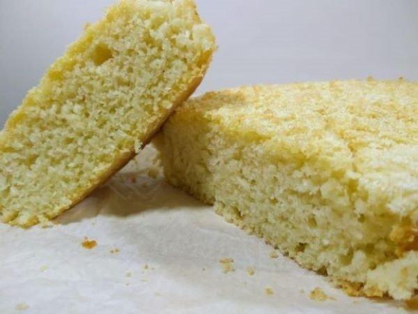 Receita de pão de coco vegano