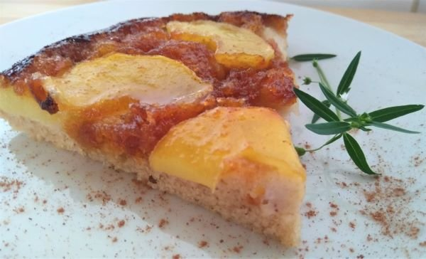 Receita de tortinha de maçã na frigideira